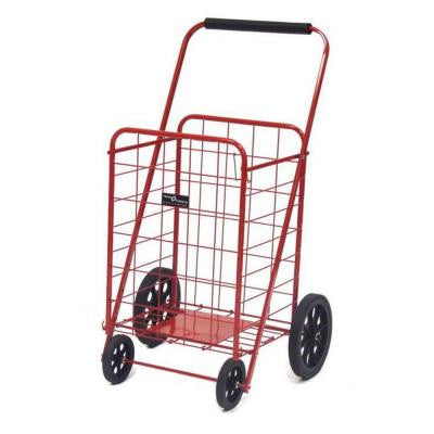 Red Super Shopping Cart