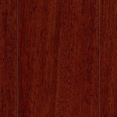 Malaccan Cabernet 3/4 in. Thick x 3-1/4 in. Wide x Random Length Solid Hardwood Flooring (14.47 sq. ft. / case)