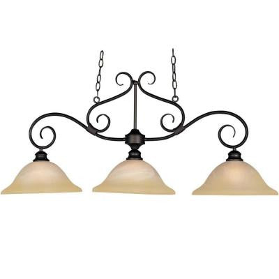 Pacific 3-Light Pendant
