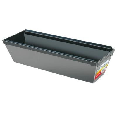 14 in. Mud Pan with 2 Steel Wiping Blades