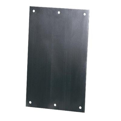 5 in. x 8 in. Steel Safety Plate