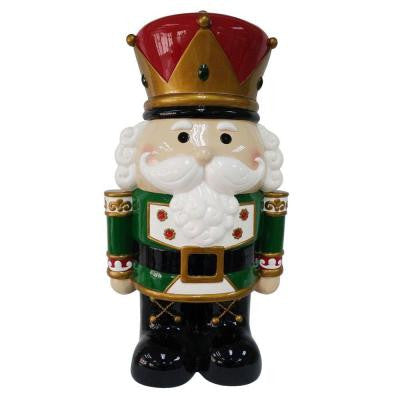 26 in. H Nutcracker Soldier