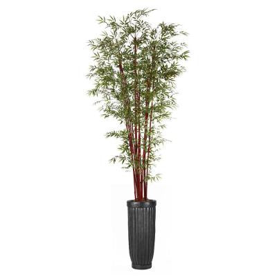 113 in. Tall Harvest Bamboo Tree in Planter