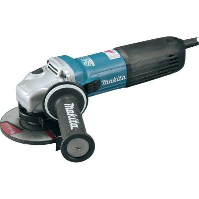 12-Amp 4-1/2 in. SJS II High-Power Angle Grinder