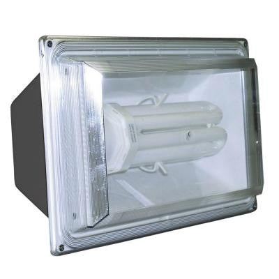 65 Watt Fluorex Floodlight, Bronze