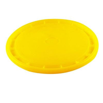 Reusable Easy Off Yellow Lid for 5-Gal. Pail (Pack of 3)