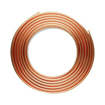 1/4 in. OD x 10 ft. Copper Soft Type Refrigeration Coil