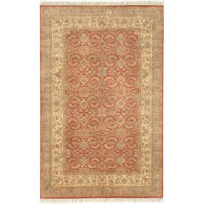 Lincoln Cinnamon 8 ft. 6 in. x 11 ft. 6 in. Area Rug