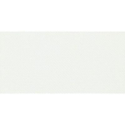 SURFACE Fabric White 12 in. x 24 in. Porcelain Wall Tile (15.36 sq. ft. / case)