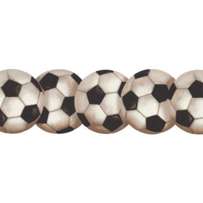 8.25 in. Soccerball Border
