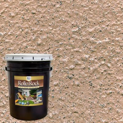 5 gal. Self-Priming Ginger Exterior Concrete Coating