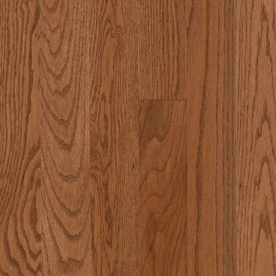 Raymore Oak Gunstock 3/4 in. Thick x 3-1/4 in. Wide x Random Length Solid Hardwood Flooring (17.6 sq. ft. / case)