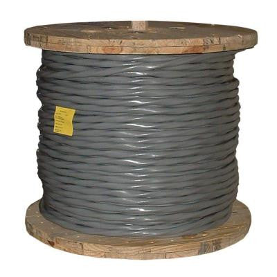 500 ft. 1-1-1-3 Copper SER Service Entry Cable