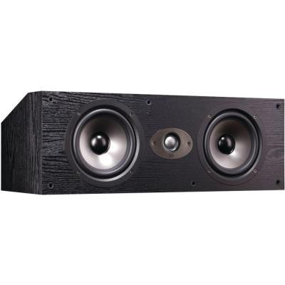 6-1/2 in. Center Speaker - Black