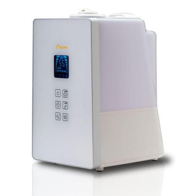 1.2-Gal. Digital Germ Defense Warm and Cool Mist Humidifier