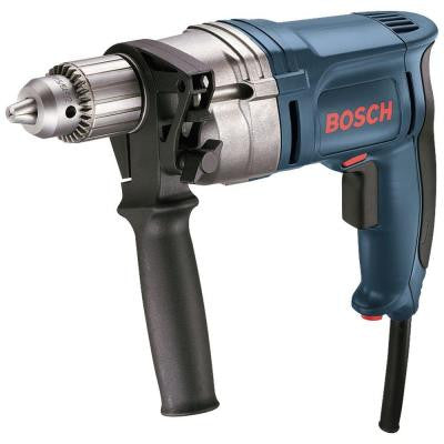 8-Amp 1/2 in. Corded High Speed Drill with Keyed Chuck