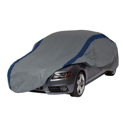 Weather Defender Sedan Semi-Custom Car Cover Fits up to 13 ft. 1 in.