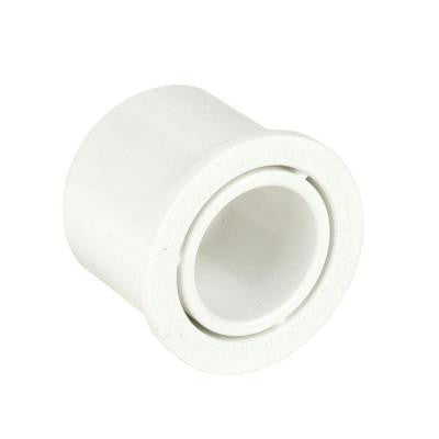 4 in. x 2-1/2 in. Schedule 40 PVC Reducer Bushing SPGxS