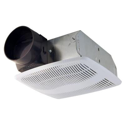 Advantage 50 CFM Ceiling Exhaust Fan with 4 in. Duct