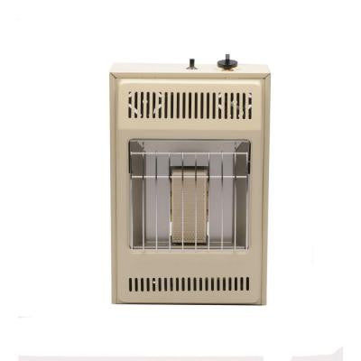 13-5/8 in. x 21-3/16 in. 5,000 BTU Infrared Vent-Free Natural Gas Wall Heater
