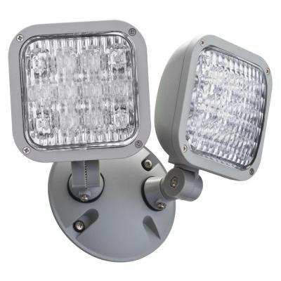 Thermoplastic LED Emergency Remote Head