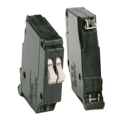 20-Amp 0.73 in. Double Pole CH Type Twin Breaker