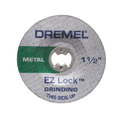 EZ Lock Metal Grinding Wheel