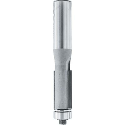 1/2 in. x 1 in. Carbide-Tipped 2-Flute Flush Router Bit with 1/2 in. Shank