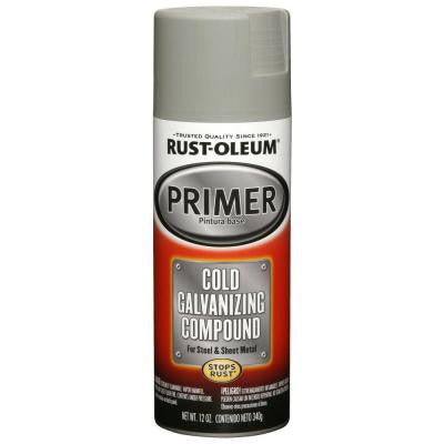 12 oz. Cold Galvanizing Compound Spray (6-Pack)