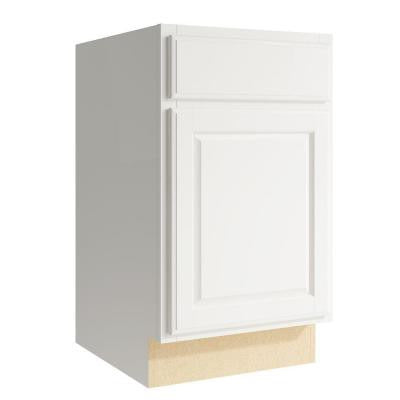 Salvo 18 in. W x 31 in. H Vanity Cabinet Only in Lace
