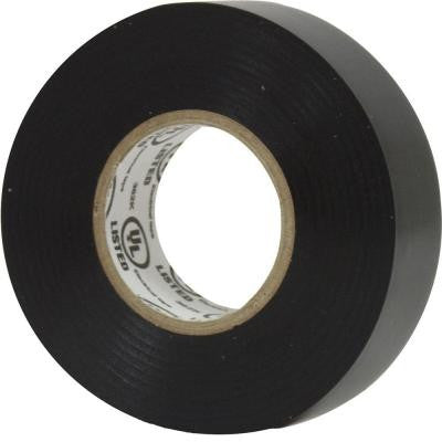 22 yd. x 3/4 in. Electrical Tape - Black