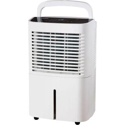 Energy Star 50-Pint Dehumidifier with Adjustable Humidistat