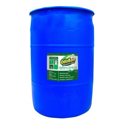 55 Gal. Eucalyptus Odor Eliminator and Disinfectant Multi-Purpose Cleaner Concentrate