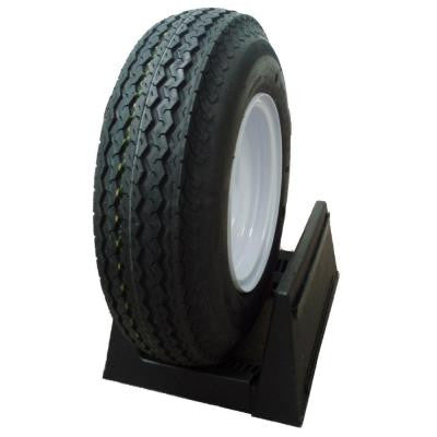 4 Hole 60 PSI 4.8 in. x 8 in. 4-Ply Tire and Wheel Assembly