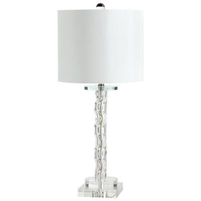 Prospect 25 in. Glass Incandescent Table Lamp