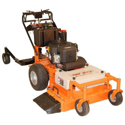 36 in. 22 HP Subaru EH65V Commercial Duty Dual Hydro Walk-Behind Finish-Cut Turf Mower with Floating Deck