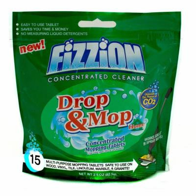 18 oz. Refill Drop and Mop Multi-Purpose Mopping Tablets (15-Count)