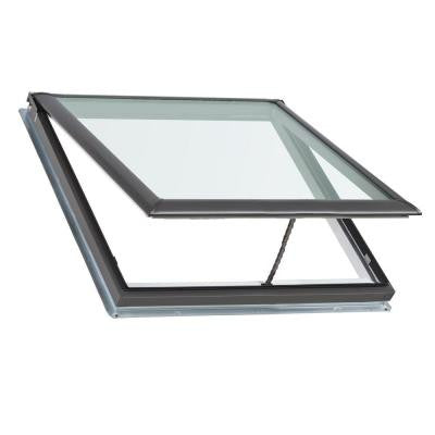 44-1/4 x 45-3/4 in. Fresh Air Venting Deck-Mount Skylight with Laminated LowE3 Glass