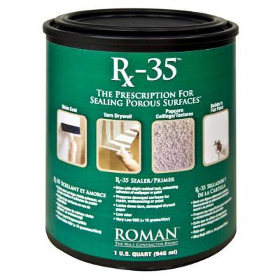 Rx-35 1 qt. Drywall Repair and Sealer Primer