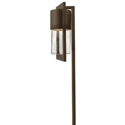 Dwell Low-Voltage 18-Watt Buckeye Bronze Path Light