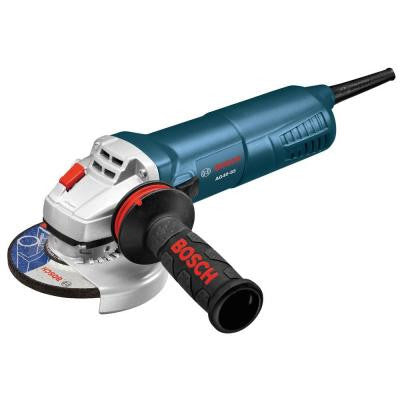8.5 Amp 4-1/2 in. Corded Angle Grinder