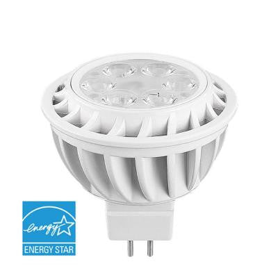 30W Equivalent Soft White MR16 Non-Dimmable Narrow Flood LED Light Bulb