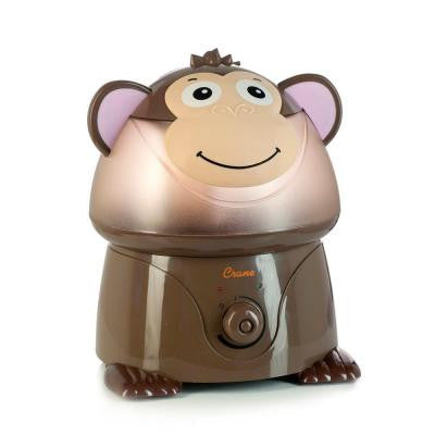 1-Gal. Cool Mist Humidifier - Monkey