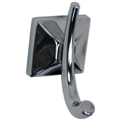 Transitional Single Robe Hook in Chrome