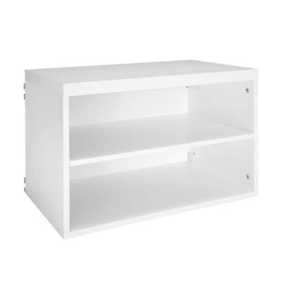 Elite 14-5/8 in. 3-Shelf Organizer in White