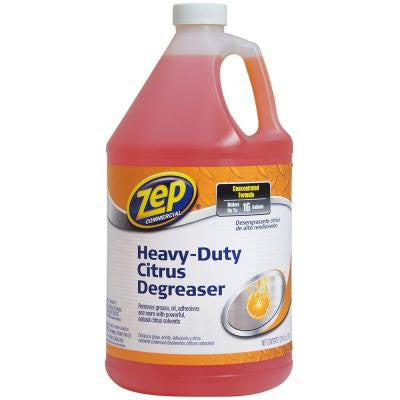 128 oz. Heavy-Duty Citrus Degreaser
