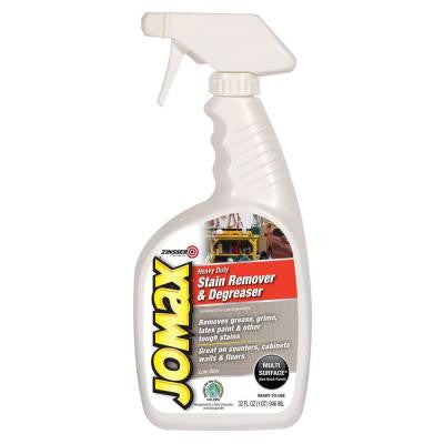 32 oz. Jomax Heavy Duty Stain Remover and Degreaser Spray (Case of 6)