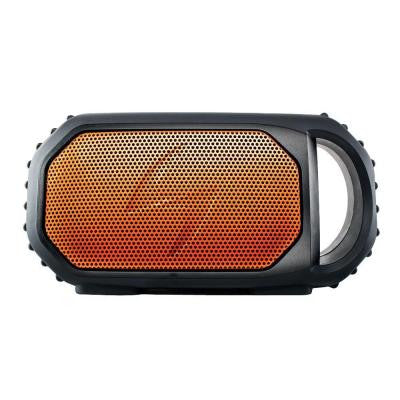 ECOSTONE Portable Outdoor Bluetooth Speaker - Orange