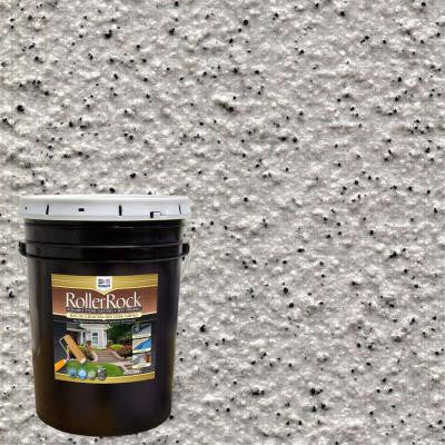 5 gal. Self-Priming Warm Gray Exterior Concrete Coating