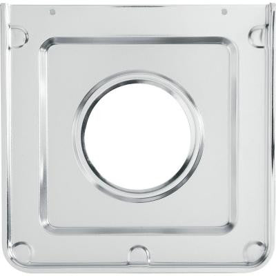 9 in. x 9-1/4 in. Gas Drip Pan for GE and Hotpoint Gas Ranges